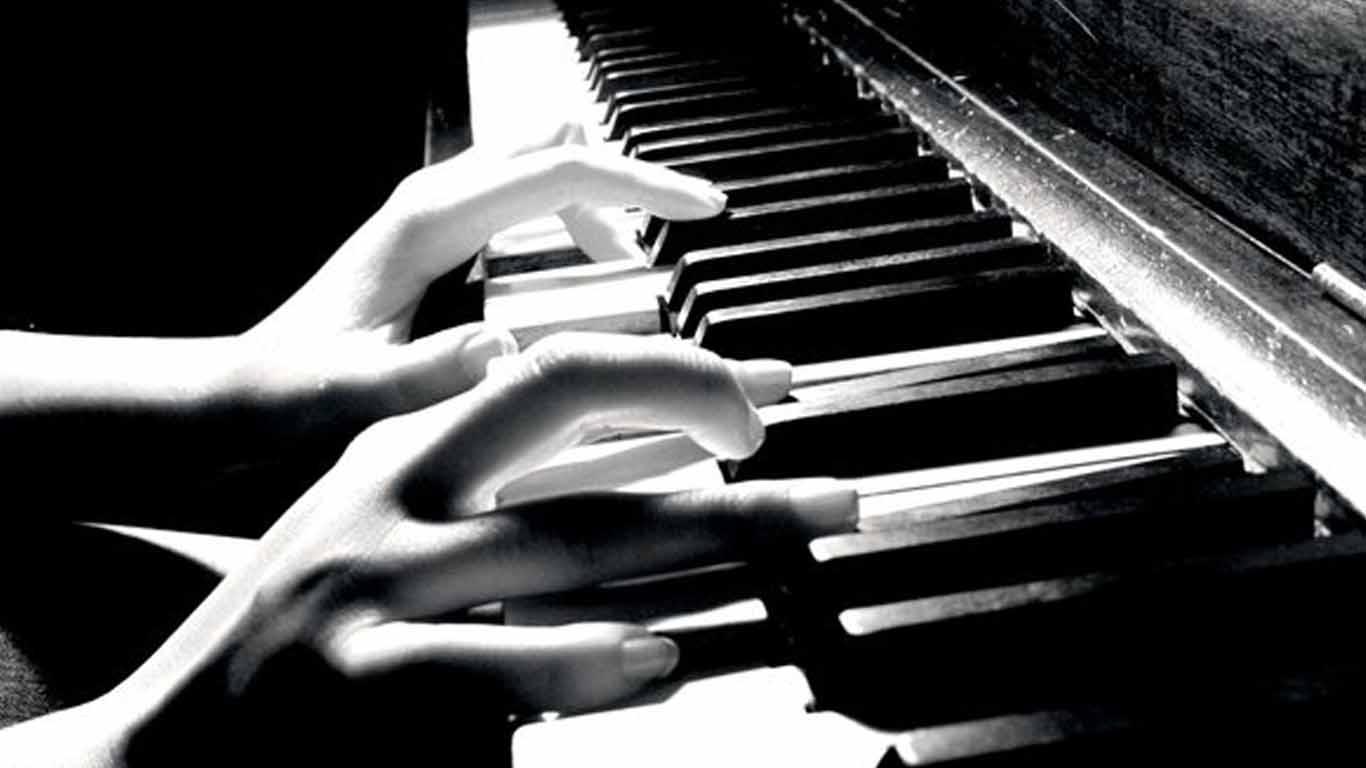 He aquí mi piano
