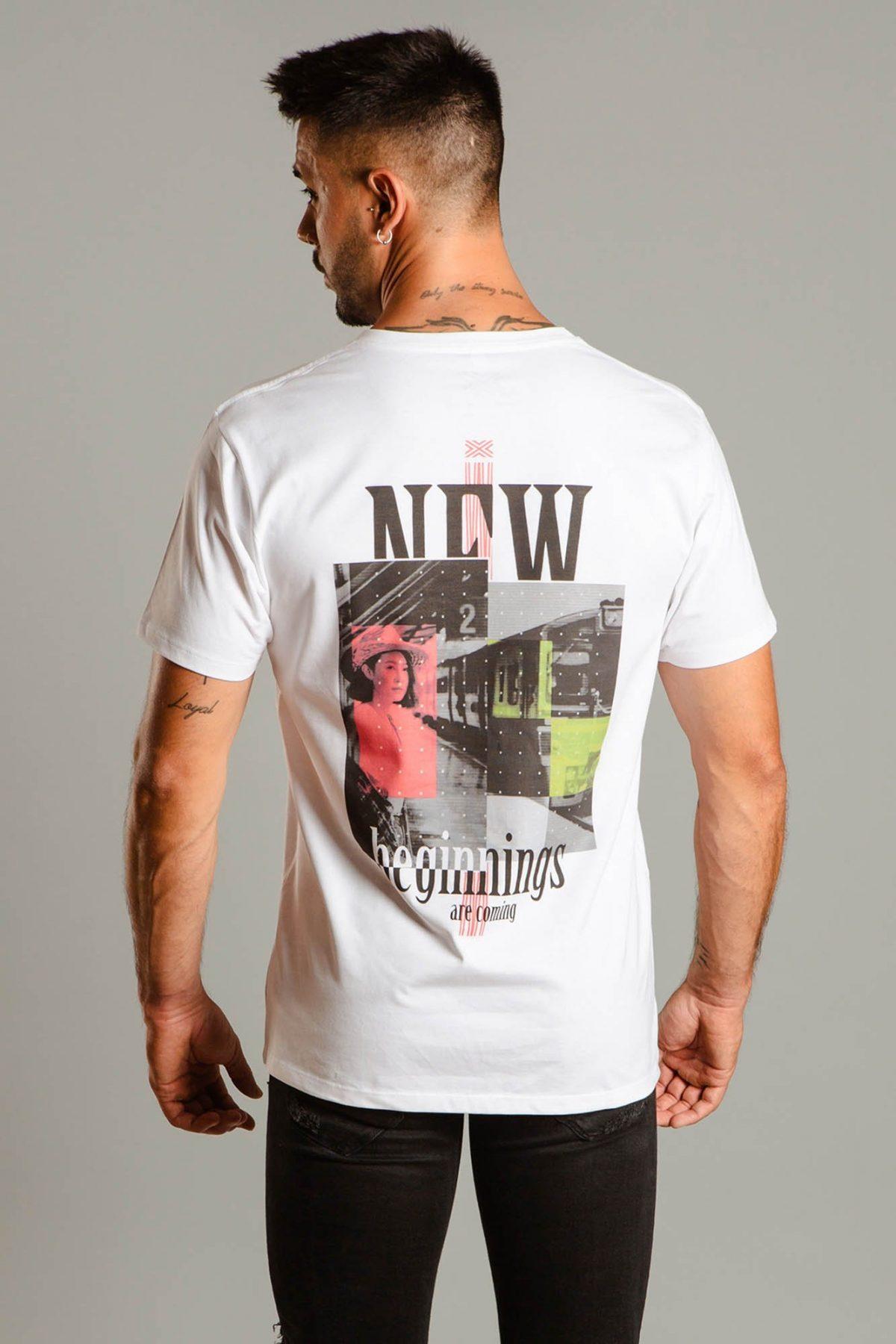 camiseta ecologica new beginnings 4