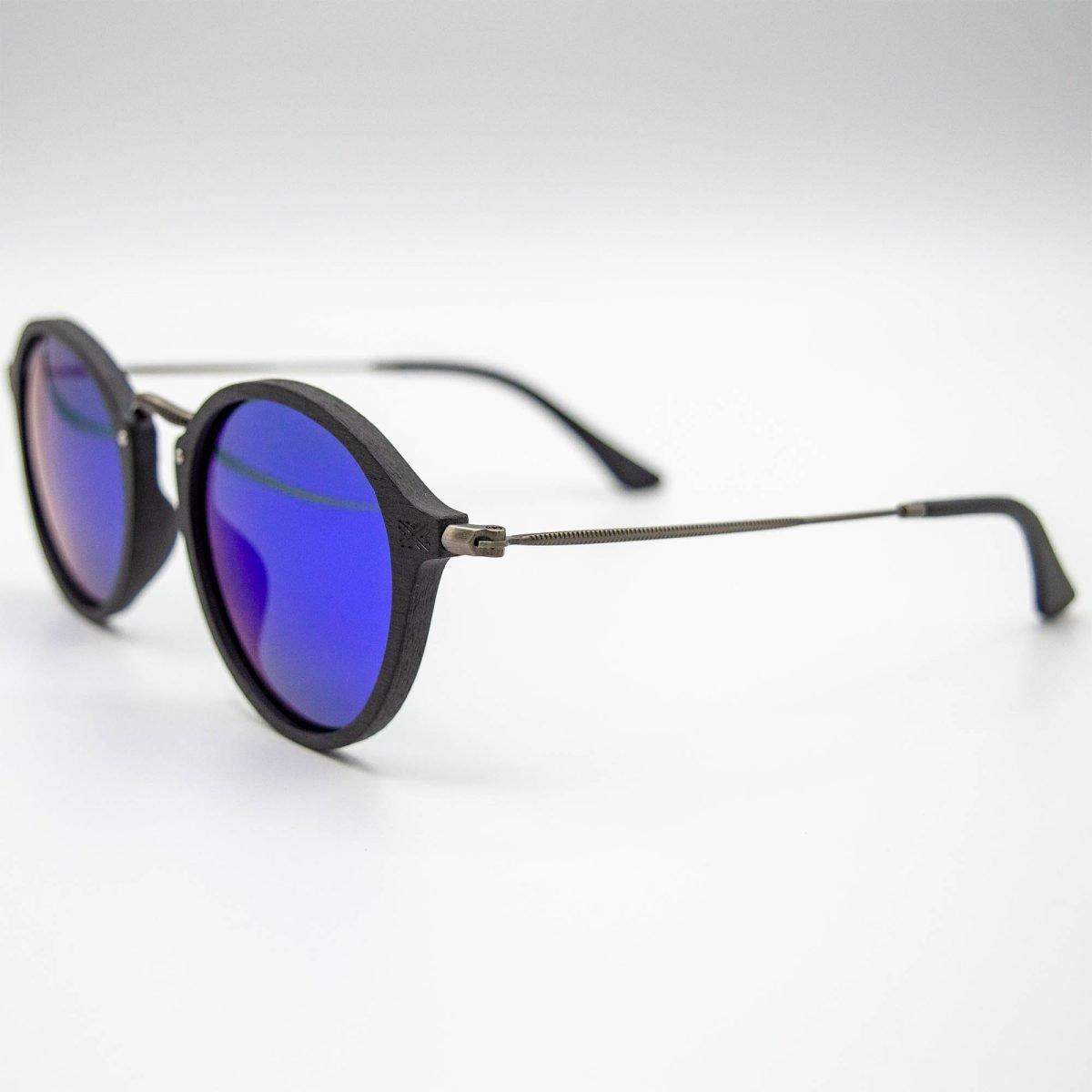 gafas de sol vanus black blue lateral