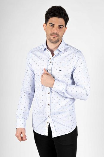 Passaport brand men's shirt - 15370520
