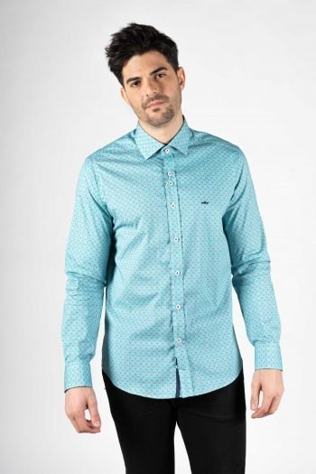 Passaport brand men's shirt - 15311520