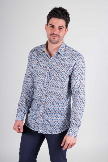 Passaport brand men's shirt - 15331500