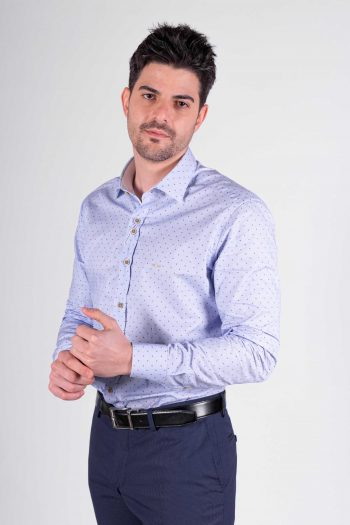 Passaport brand men's shirt - 15356500