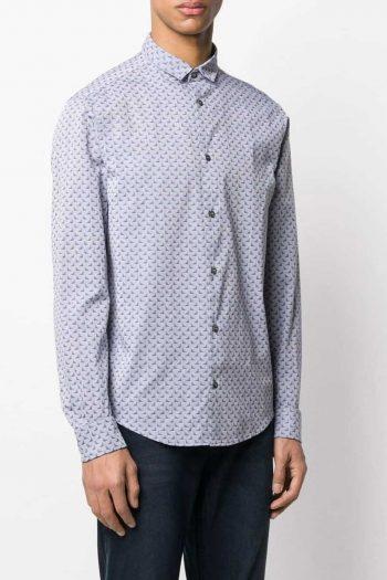 Camisa para hombre de Emporio Armani - 3H1C611N8AZ