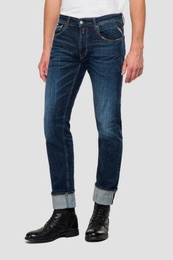 Pantalón para hombre de la marca Replay - M914032285623