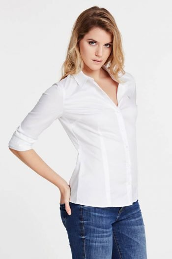Guess Jeans Women's Shirt - W0GH41WAF10