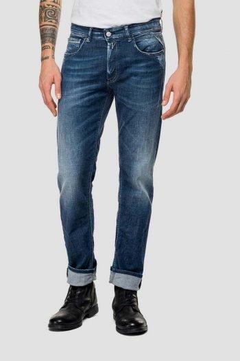 Pantalón para hombre de la marca Replay - MA972032115631