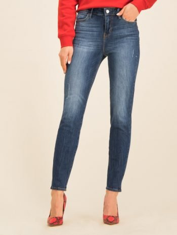 Guess Jeans women's trousers - W01A46D3XR2